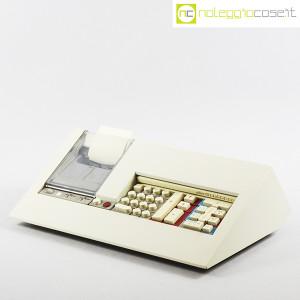 Olivetti, calcolatrice con stampante Logos 58, Mario Bellini (1)