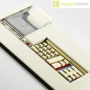Olivetti, calcolatrice con stampante Logos 58, Mario Bellini (6)