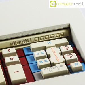 Olivetti, calcolatrice con stampante Logos 58, Mario Bellini (9)