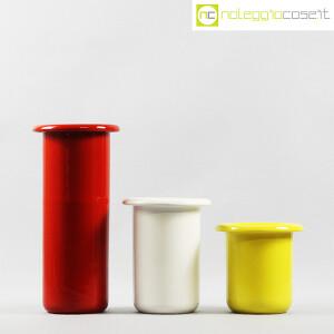 Rometti, vasi bianco rosso e giallo (2)