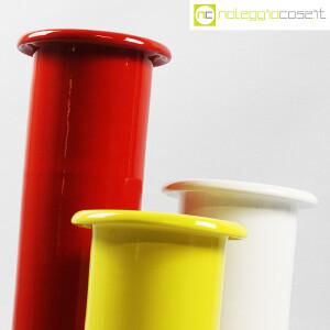 Rometti, vasi bianco rosso e giallo (7)