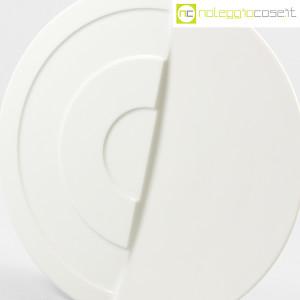 Rosenthal, piatto bianco con decoro a rilievo (5)
