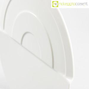 Rosenthal, piatto bianco con decoro a rilievo (7)