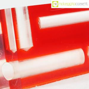 Guzzini, vaso rosso in plexi (9)