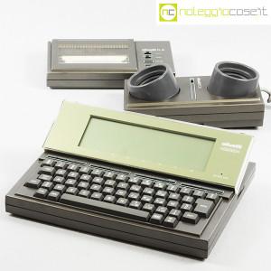 Olivetti, computer portatile M10, P.A. King, A. Macchi Cassia (1)