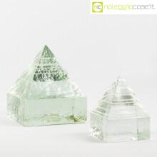 Pompeo Pianezzola Piramidi in vetro