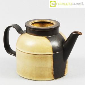 Ceramiche Arcore, teiera con coperchio, Nanni Valentini (1)
