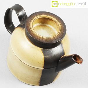 Ceramiche Arcore, teiera con coperchio, Nanni Valentini (4)