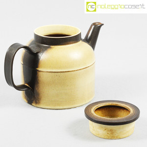 Ceramiche Arcore, teiera con coperchio, Nanni Valentini (5)