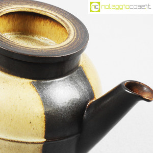 Ceramiche Arcore, teiera con coperchio, Nanni Valentini (8)