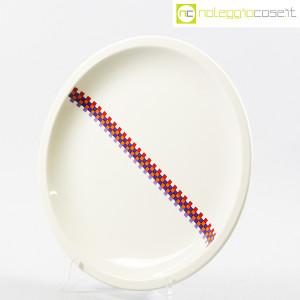 Ceramiche Laveno, piatto con decoro geometrico (2)