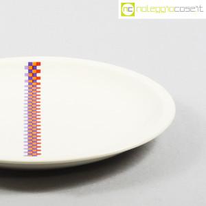 Ceramiche Laveno, piatto con decoro geometrico (6)