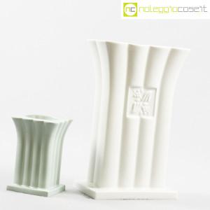 Alessi, vaso e portacandela in ceramica, Michael Graves (3)