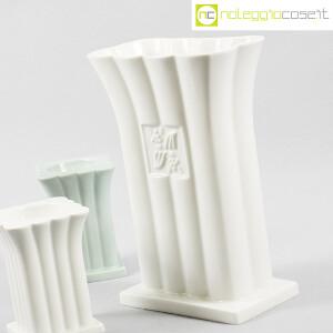 Alessi, vaso e portacandela in ceramica, Michael Graves (5)