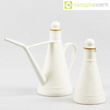 Ceramiche Bucci set olio e aceto