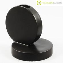 Ceramiche Pozzi vaso nero Ambrogio Pozzi