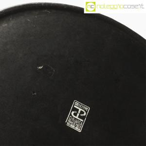 Ceramiche Franco Pozzi, vaso nero serie Strutture Primarie, Ambrogio Pozzi (8)