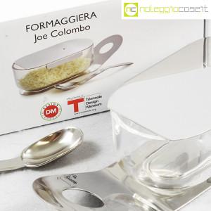 Design Memorabilia, formaggiera con cucchiaio, Joe Colombo (9)