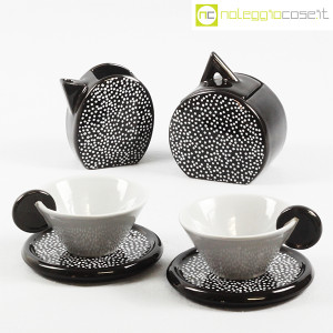 Mas Ceramiche, set da the, Massimo Materassi (1)