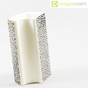 Mas Ceramiche, vaso bianco e nero in ceramica, Massimo Materassi (3)