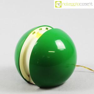 R2S Monza, lampada Gea verde, Gianni Colombo (2)