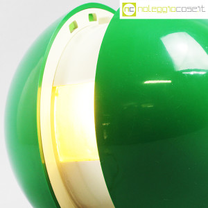 R2S Monza, lampada Gea verde, Gianni Colombo (5)