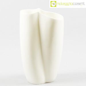 Richard Ginori, vaso bianco mosso (1)