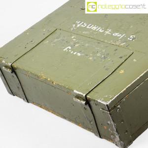 Cassa militare portaoggetti vintage (7)