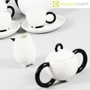 Arzberg, set da tè Fantasia bianco e nero, Matteo Thun (4)
