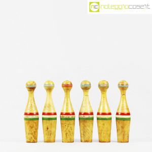 Birilli in legno con tricolore (2)