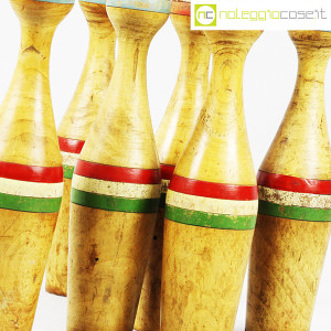Birilli in legno con tricolore (7)