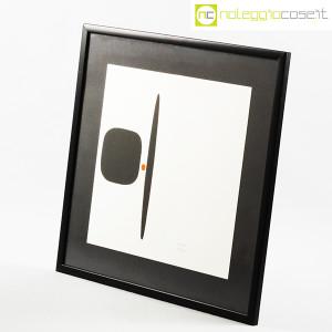 Bruno Munari, litografia serie Segnici (sfondo bianco) (3)