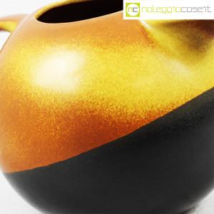 Ceramiche Bucci, brocca versatoio bicolore, Franco Bucci (7)