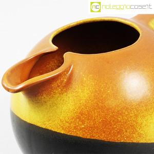 Ceramiche Bucci, brocca versatoio bicolore, Franco Bucci (8)