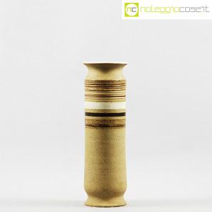 Ceramiche Gambone, vaso alto cilindrico, Bruno Gambone (2)