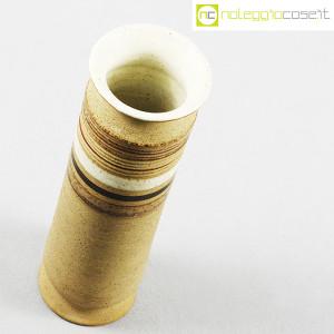 Ceramiche Gambone, vaso alto cilindrico, Bruno Gambone (4)