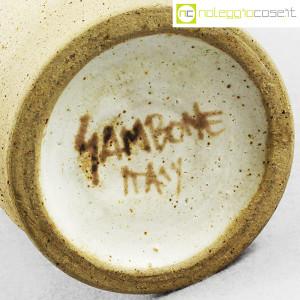 Ceramiche Gambone, vaso alto cilindrico, Bruno Gambone (8)