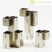 Gioco a strutture componibili in metallo