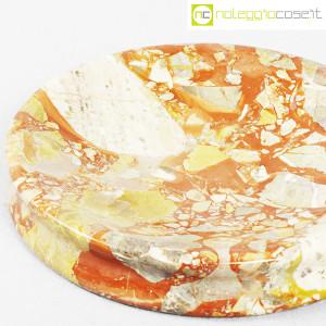 Posacenere in marmo rosso a macchia (5)