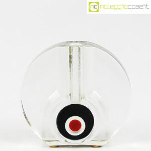 Vaso monofiore in vetro trasparente (2)