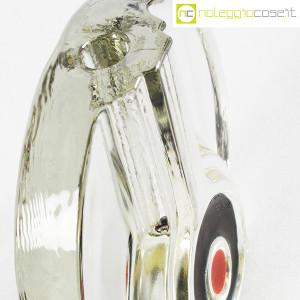 Vaso monofiore in vetro trasparente (7)