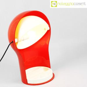 Artemide, lampada Telegono rossa, Vico Magistretti (3)
