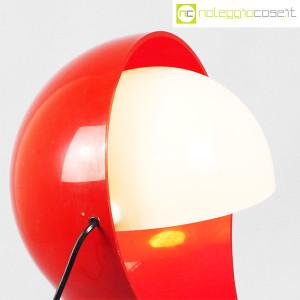 Artemide, lampada Telegono rossa, Vico Magistretti (7)