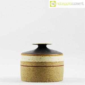 Ceramiche Gambone, piccolo vaso basso, Bruno Gambone (2)