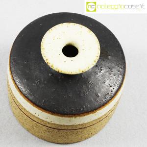 Ceramiche Gambone, piccolo vaso basso, Bruno Gambone (4)