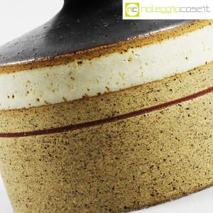 Ceramiche Gambone, piccolo vaso basso, Bruno Gambone (7)