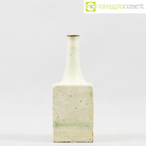 Ceramiche Gambone, piccolo vaso bianco, Bruno Gambone (2)