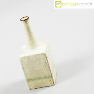 Ceramiche Gambone, piccolo vaso bianco, Bruno Gambone (3)