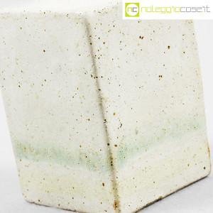 Ceramiche Gambone, piccolo vaso bianco, Bruno Gambone (7)