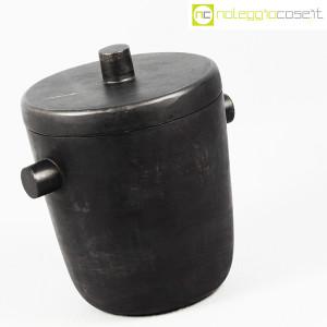 Contenitore porta ghiaccio in legno nero (3)